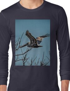 Pelican Breezin Thru The Trees Long Sleeve T-Shirt