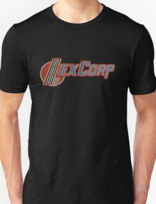LexCorp Neon Logo Unisex T-Shirt