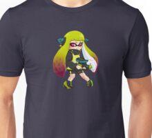 Inkopolis- Agent 3- girl Unisex T-Shirt