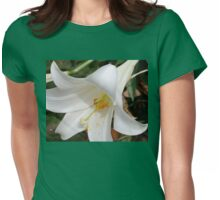 Oh, Lily. do you toil? Womens Fitted T-Shirt