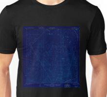 USGS TOPO Map Hawaii HI Kaohe 349865 1930 62500 Inverted Unisex T-Shirt
