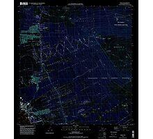 USGS TOPO Map Hawaii HI Kailua 349349 1996 24000 Inverted Photographic Print