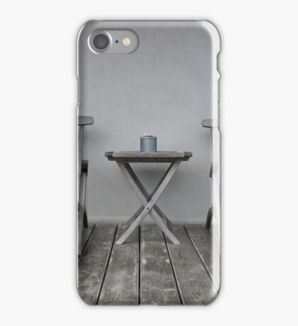 Lounge Chairs iPhone Case/Skin
