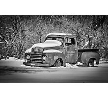 Ford Truck 2016-1  Photographic Print