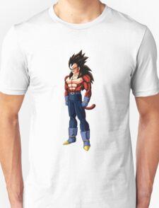 Super Saiyan 4 Vegeta T-Shirt