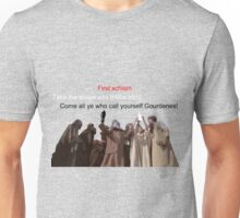 First schism Unisex T-Shirt