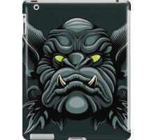 The Gargoyle iPad Case/Skin