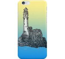 Fastnet Rock Lighthouse iPhone Case/Skin