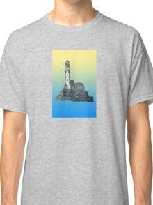 Fastnet Rock Lighthouse Classic T-Shirt