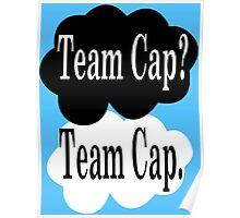 Team Cap? Team Cap Poster