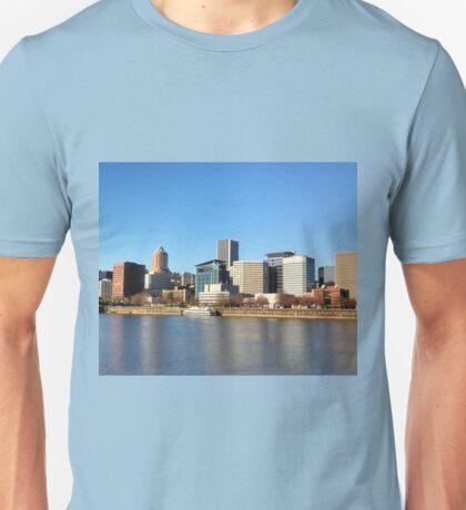 Portland Oregon Unisex T-Shirt