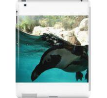 I SEE YOU PENGUIN! iPad Case/Skin