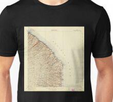USGS TOPO Map Hawaii HI Honomu 349832 1915 62500 Unisex T-Shirt