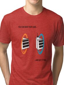 Cake Tri-blend T-Shirt