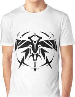 Rank-Up-Magic Raid force Black Edition Graphic T-Shirt