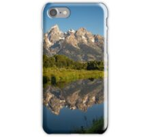 Tetons C'est La Vie iPhone Case/Skin