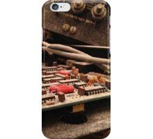 Theatre Equipment (1) iPhone Case/Skin