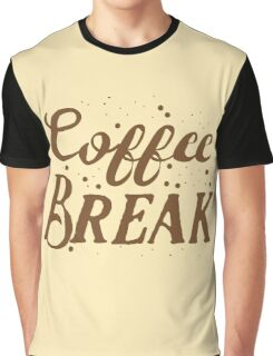 Coffee BREAK Graphic T-Shirt