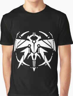 Rank-Up-Magic Raid force White Edition Graphic T-Shirt