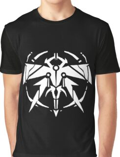 Rank-Up-Magic Raid force White Edition Graphic T-Shirt