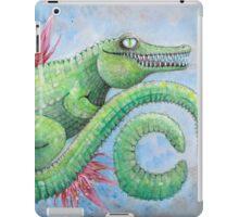 C is for crocodile  iPad Case/Skin