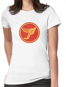 'P' logo Womens Fitted T-Shirt