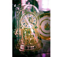Clock Photographic Print