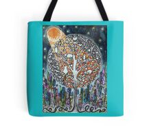 Moonlight in the Garden Tote Bag