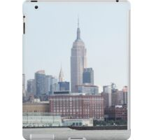 Empire State Building View iPad Case/Skin
