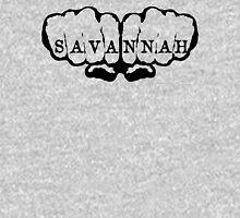 Savannah! Womens Fitted T-Shirt