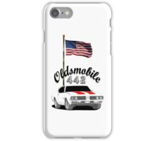OLDSMOBILE 442 iPhone Case/Skin