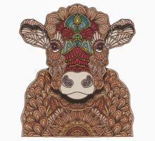 Frida the cow One Piece - Long Sleeve
