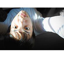 Upside-Down (1) Photographic Print
