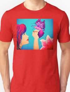 Magical Things Painting Unisex T-Shirt
