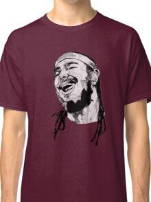 Post Malone Drawing Classic T-Shirt