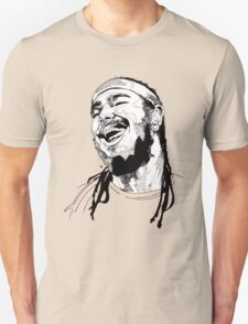 Post Malone Drawing T-Shirt
