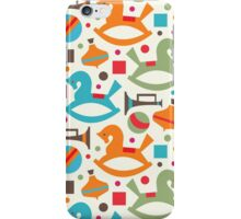 Vintage Toys iPhone Case/Skin