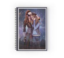Clexa Snuggle Spiral Notebook