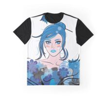 Blueberry Graphic T-Shirt