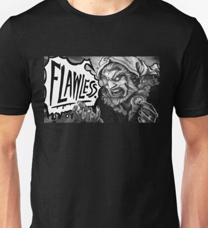 GANONDORF IS FLAWLESS Unisex T-Shirt