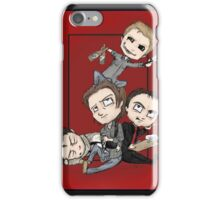 Supernatural - Demon Dean Rules the Roost iPhone Case/Skin