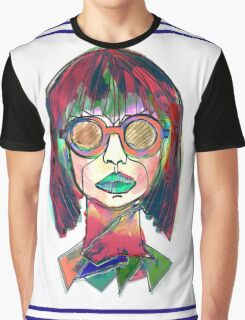 Luminous Booze Graphic T-Shirt