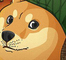 CS:GO Bomb Doge Sticker