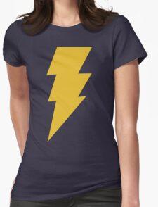 Shazam Womens Fitted T-Shirt