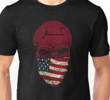 Skulls - i am the infidel allah warned you about Unisex T-Shirt