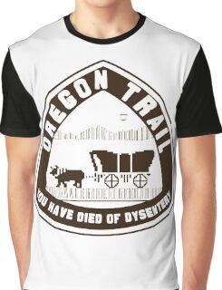 Oregon Trail Graphic T-Shirt