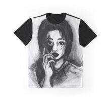 Portrait of a girl Graphic T-Shirt