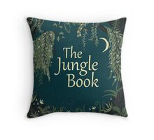 the jungle book movie Throw Pillow