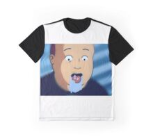 Bobby hill mouth foam  Graphic T-Shirt