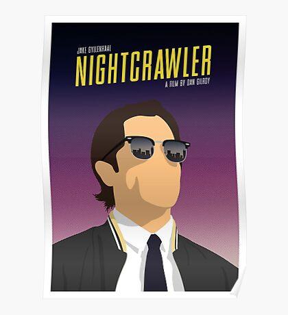 Nightcrawler film poster Poster